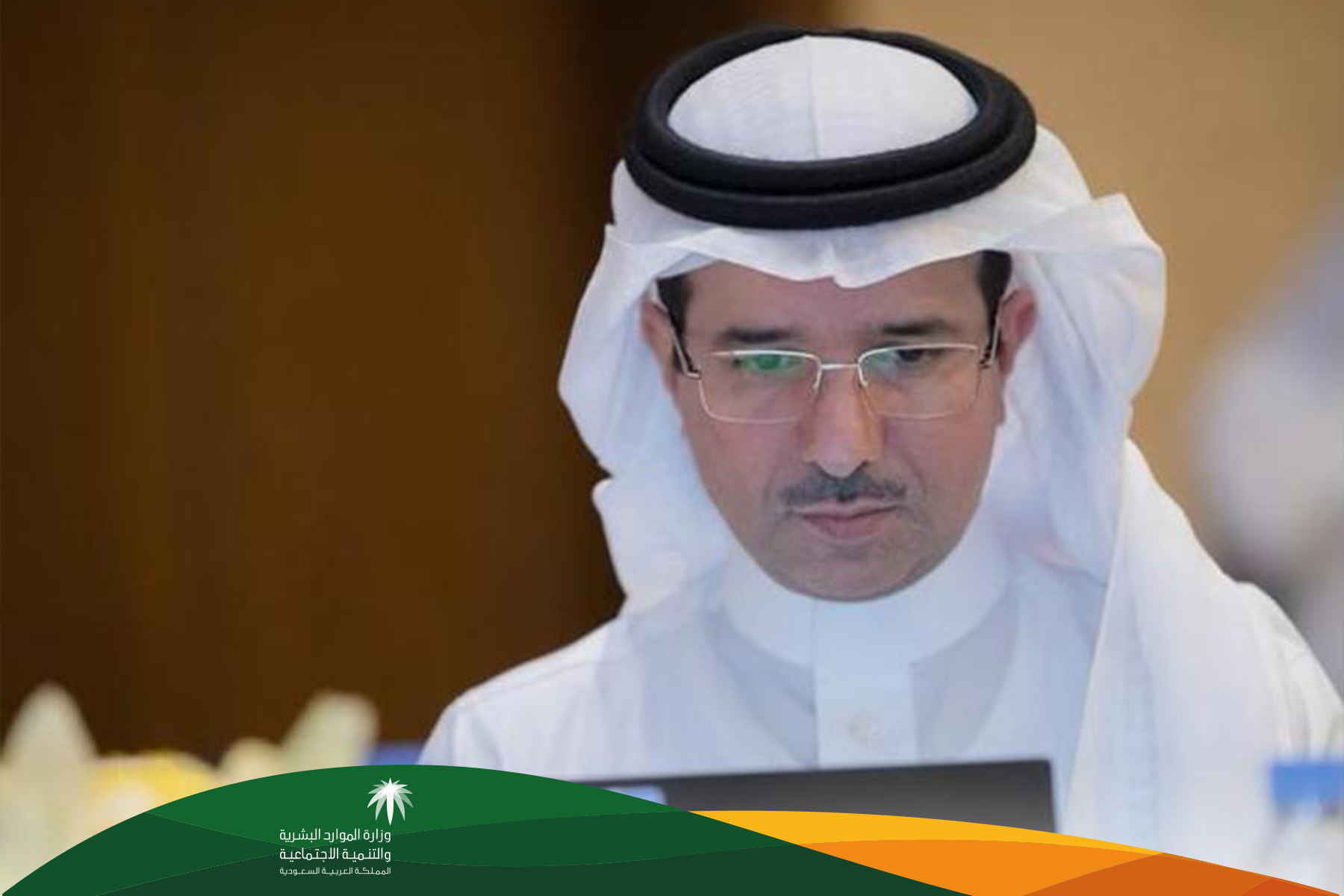 Saudi Vice Minister for Labor meets with the Special Assistant to the Pakistani PM for Expat Affairs to discuss supporting Pakistani labor during the Corona pandemic crisis