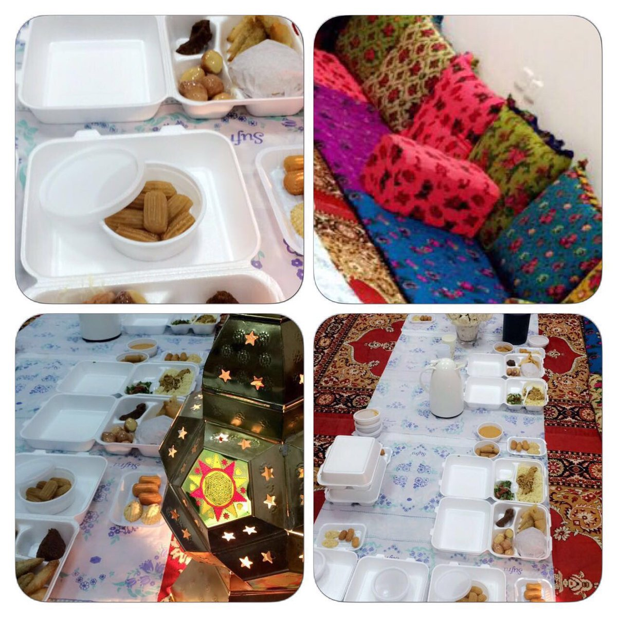Girls Welfare Foundation #Riyadh organizes a social program for girls with a group breakfast.