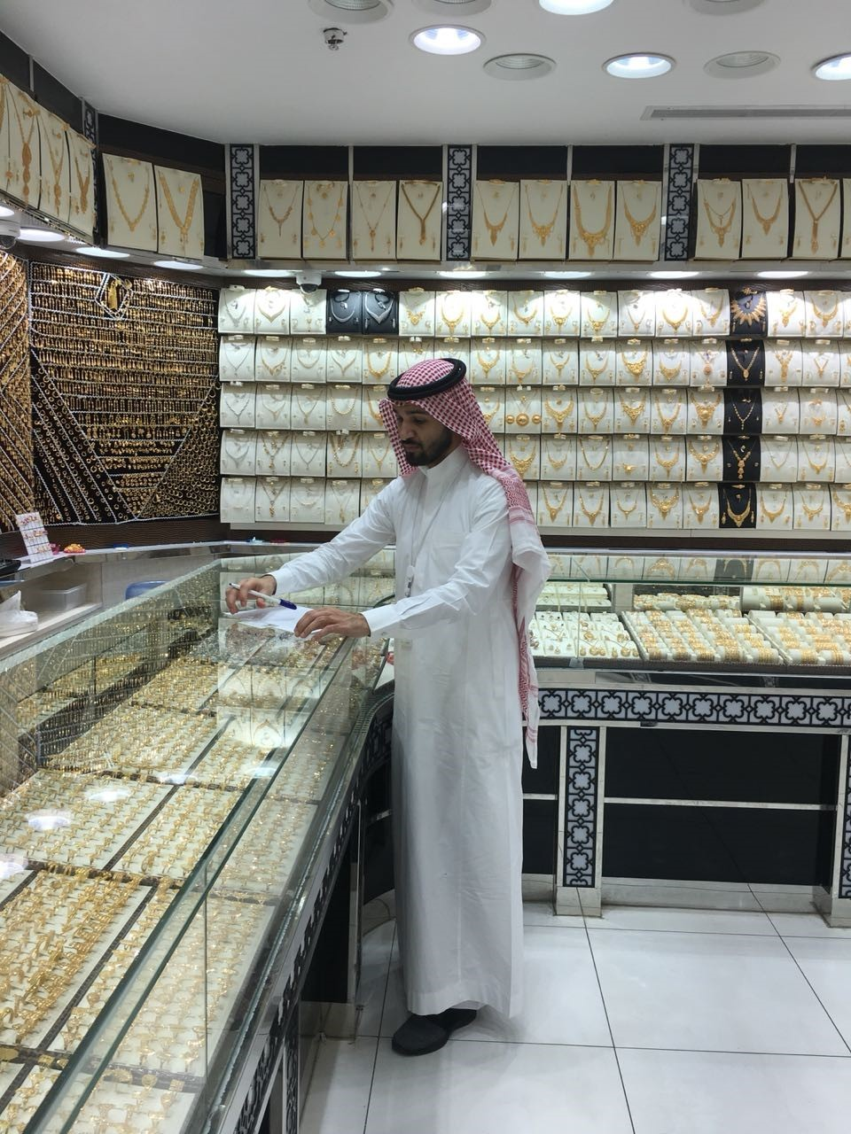 27,000 inspection rounds target gold and jewelry sector, uncovering 1,111 violations related to nationalization decision