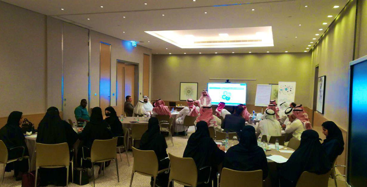 The Ministry of Labor and Social Development holds a workshop to stimulate academic achievement and vocational education