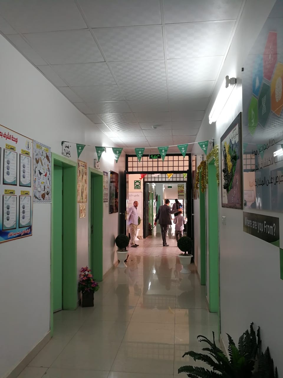 Inspectors track down a private school in Riyadh because of posting job ad for non-Saudis: MLSD