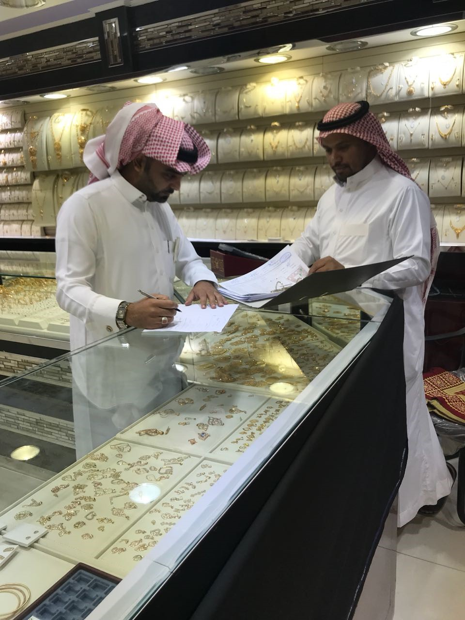 25,000 inspection rounds target gold and jewelry sector in 2018, uncovering 921 violations related to nationalization decision